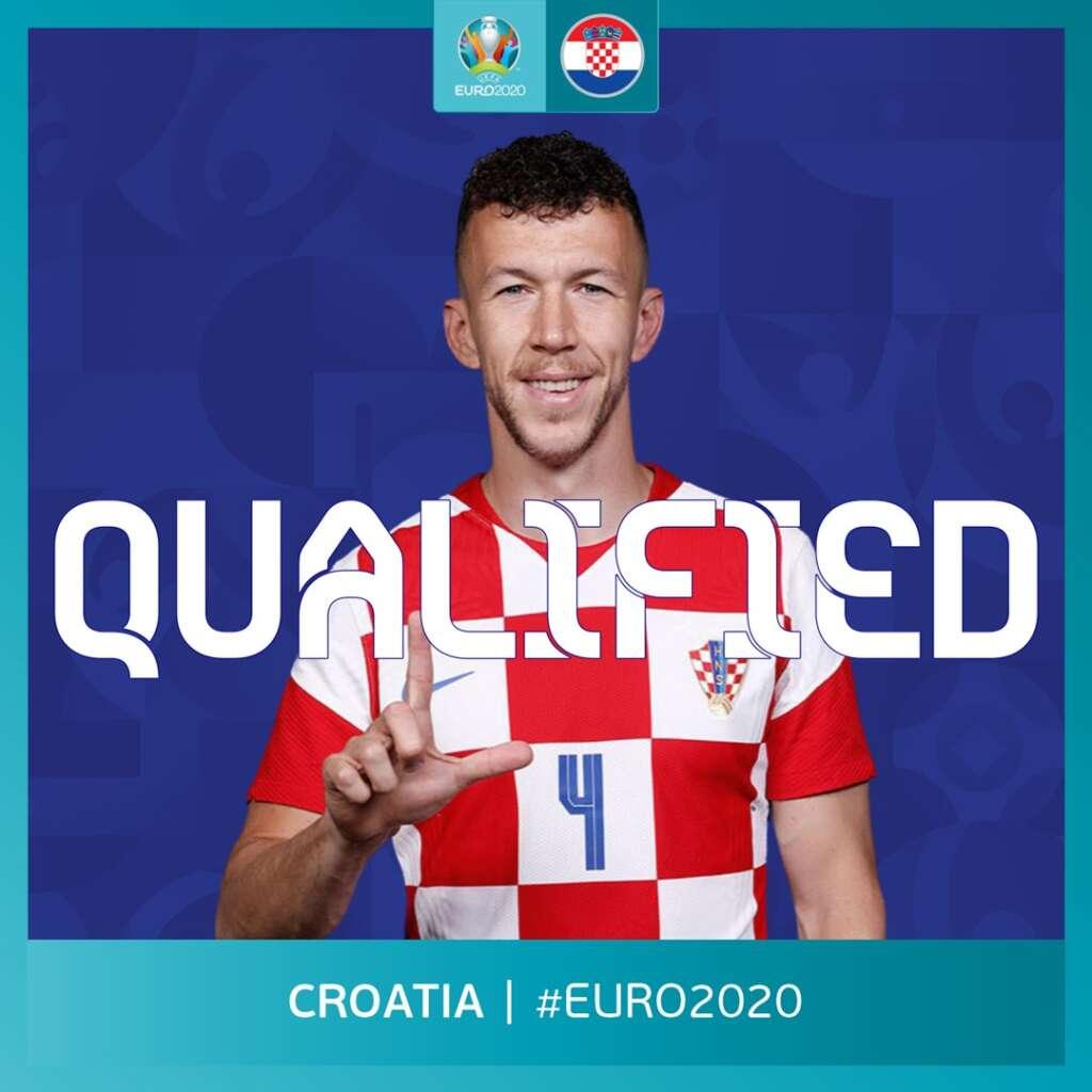 Croazia qualificata