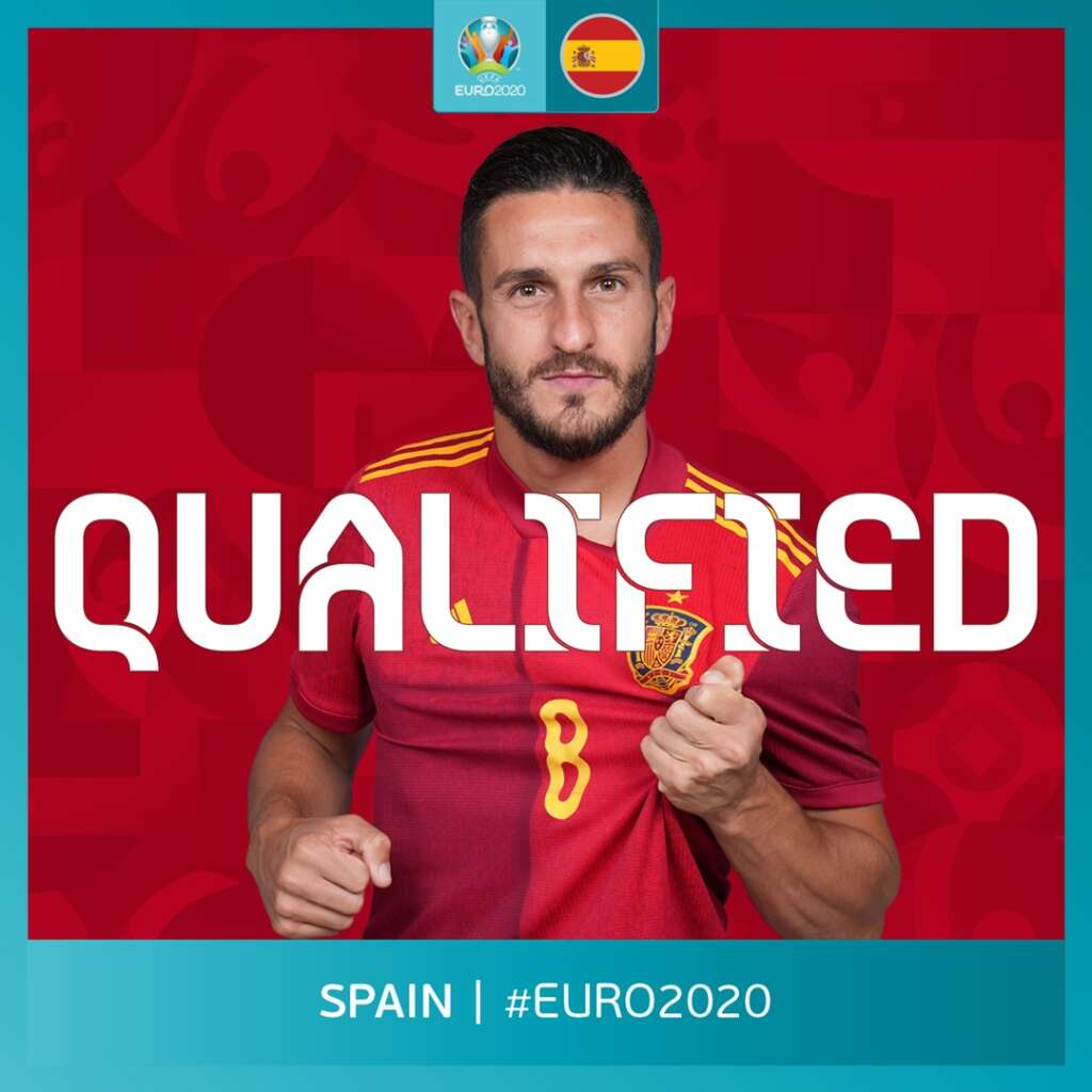 Spagna qualificata