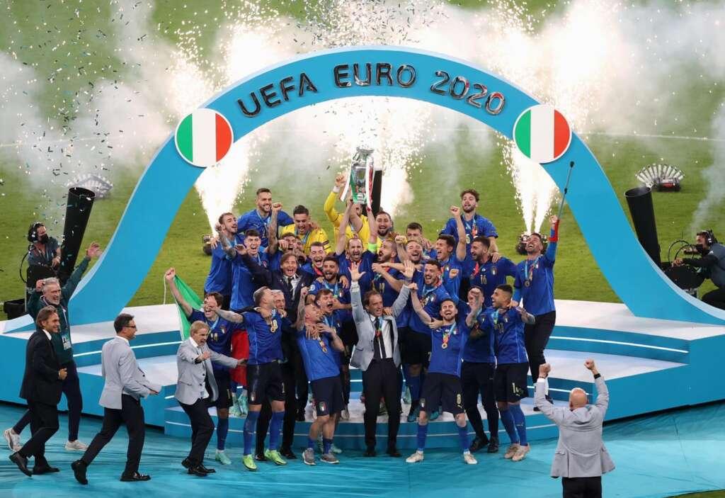 La Nazionale Azzurra