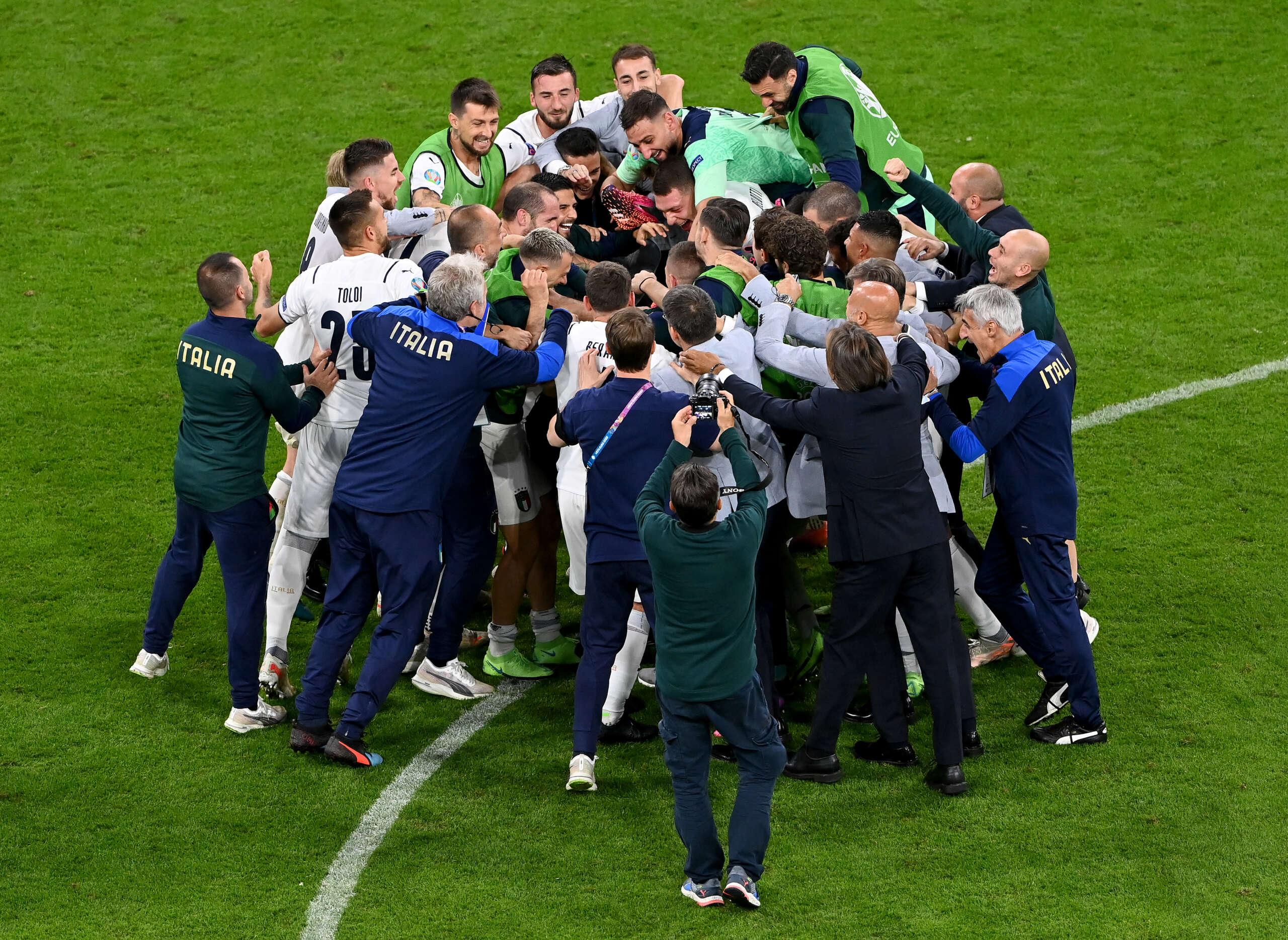 Fonte immagine: profilo Twitter ufficiale Nazionale italiana